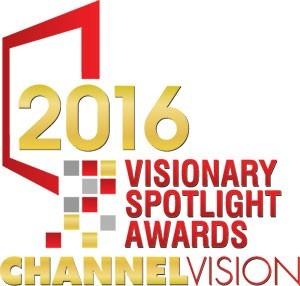 2016 Visionary Spotligt Award Logo